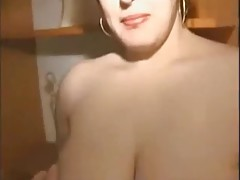 Big Breasted Mama Fucked on Homemade..