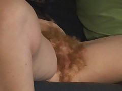 Fuck Very Hairy Mature 3